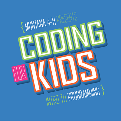Coding for Kids Graphic