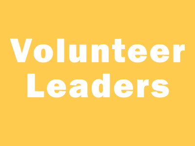 Volunteer Leaders