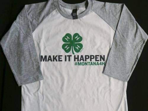 make it happen youth shirt